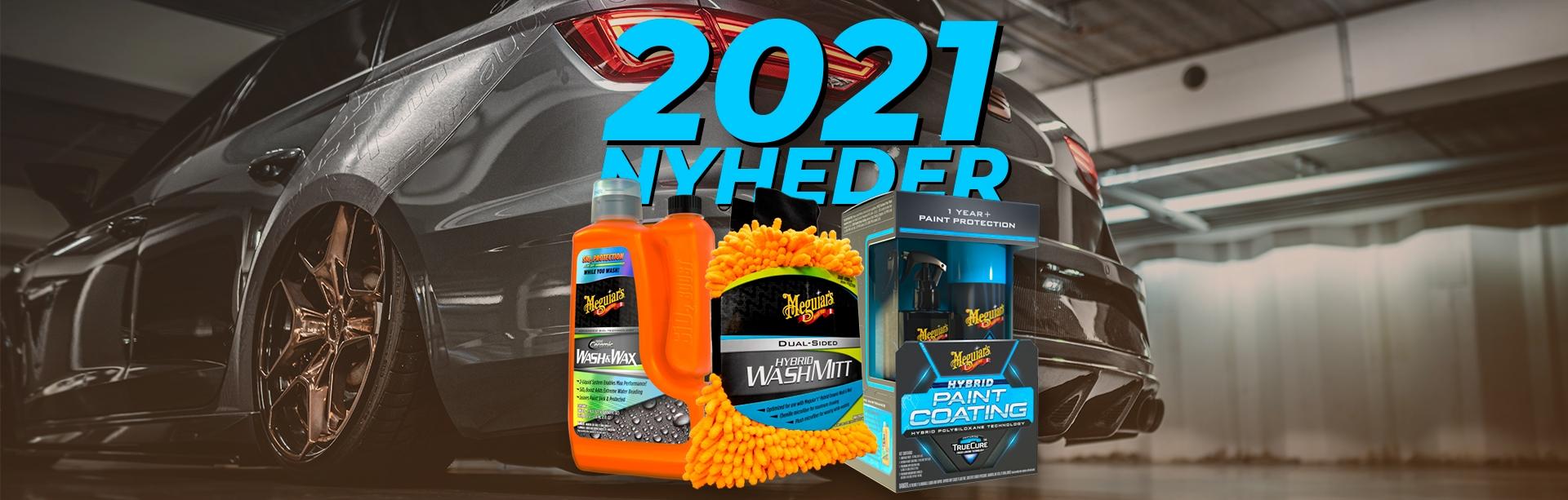 2021 Nyheder