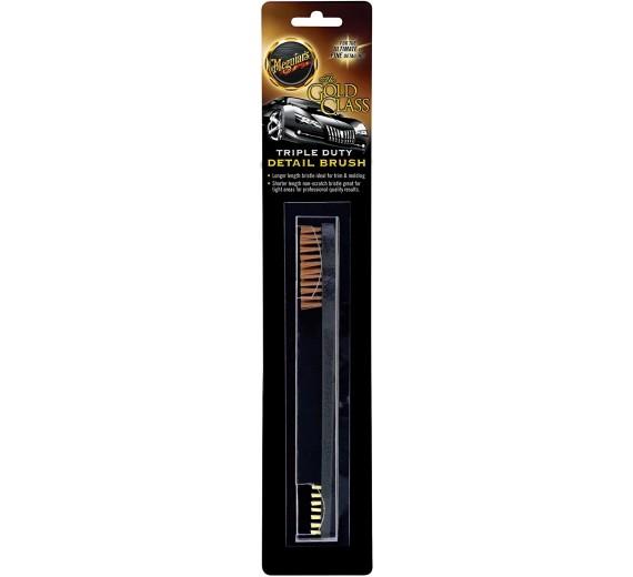 Meguiar's Triple Duty Detail Brush / børste