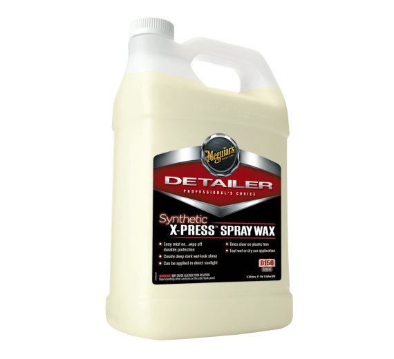 Synthetic X-Press Spray Wax