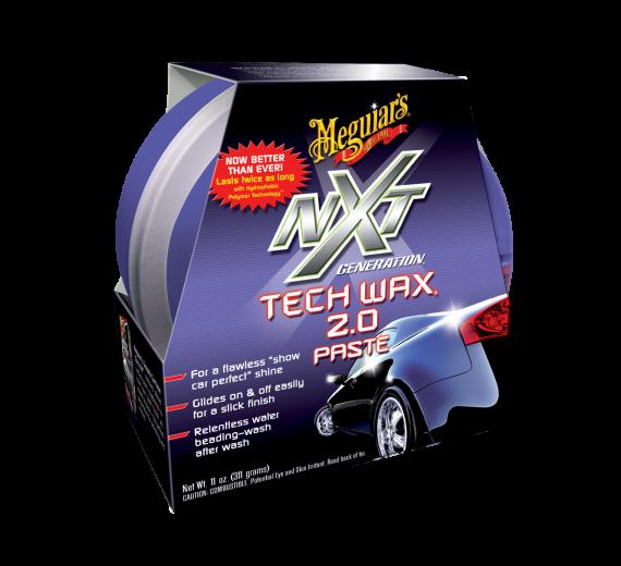 NXT Paste Wax 2.0