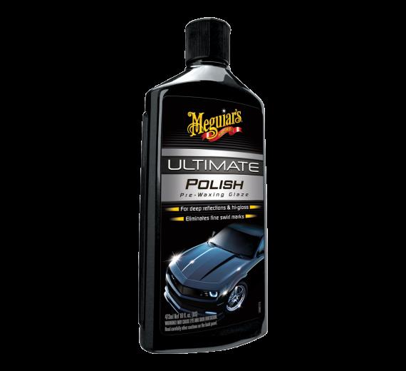 Ultimate Polish Pre-waxing glaze