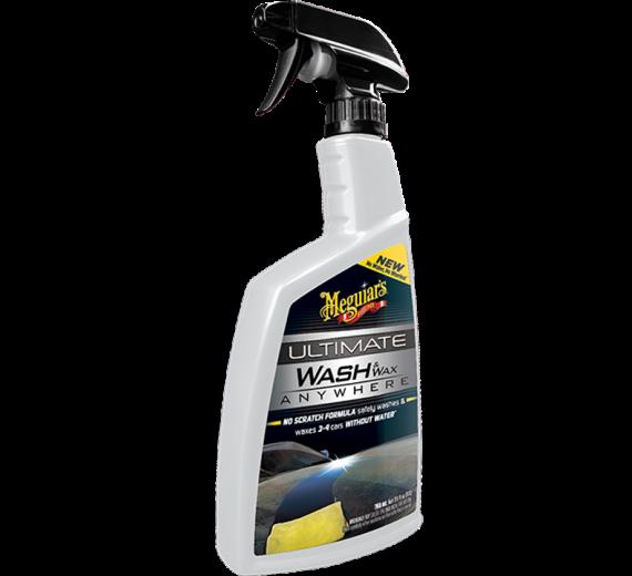 Ultimate Waterless Wash&Wax Anywhere