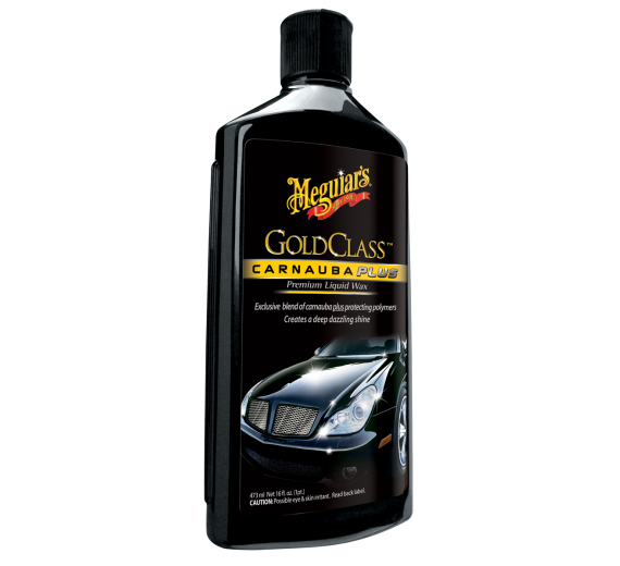 Gold Class Liquid Wax Carnauba Plus
