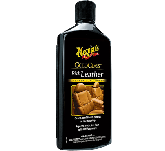 Gold Class Rich Leather