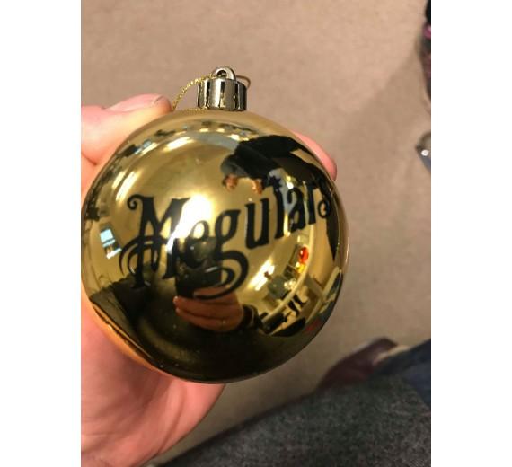 Guld Meguiar's Jule-Kugle