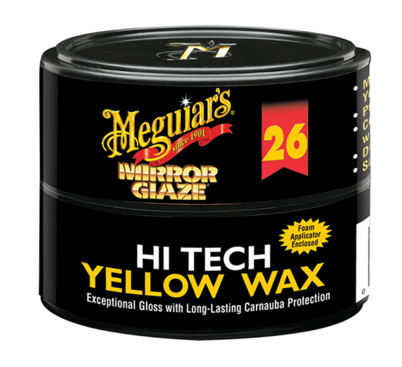 MG 26 Yellow Wax (pasta)