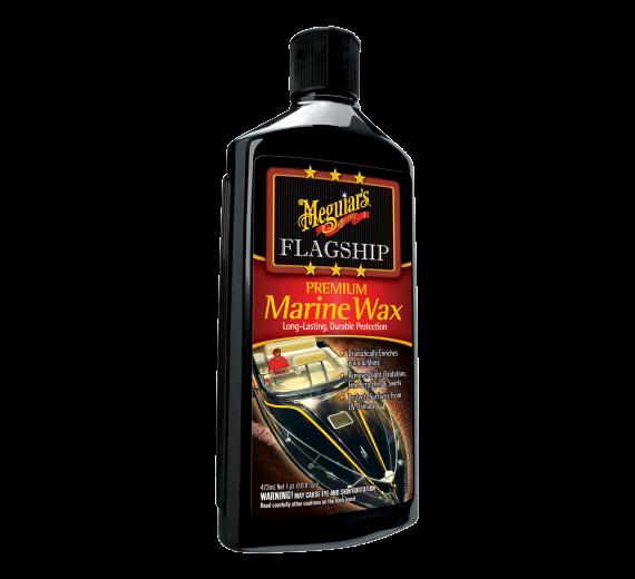 Flagship Premium Marine Wax 16 OZ!