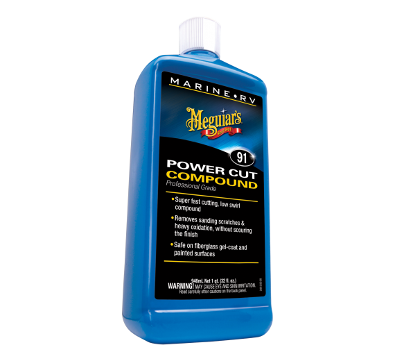 Marine/RV Grade Power Cut Compound