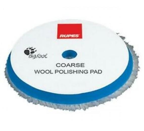 Rupes Blue Wool Polishing Pad