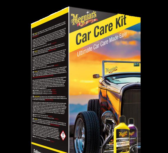 Meguiar's Car Care Kit