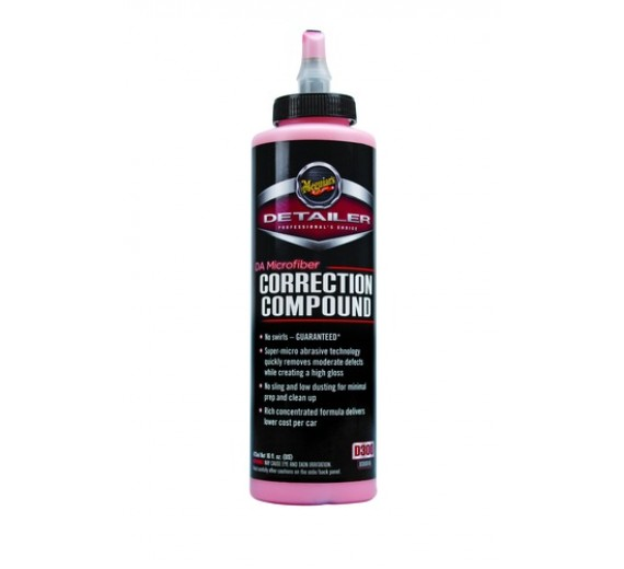 DA Correction Compound 16Oz