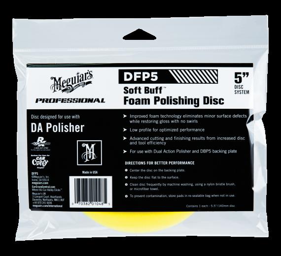 "DA Foam Polishing Disc 5"""