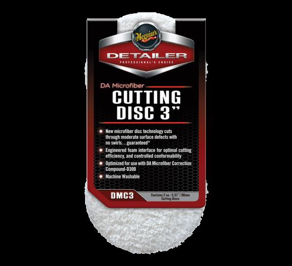 "3"" Mikrofiber Cutting disk"