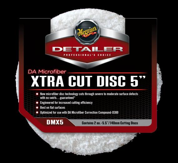"""5"""" Xtra Cut Mikro fiber skiver"""