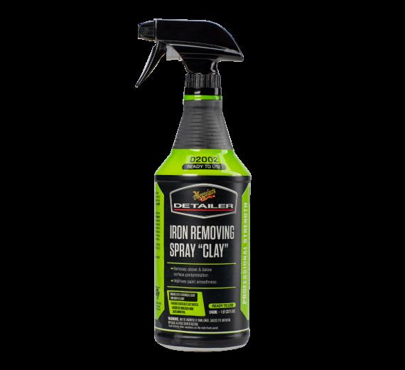 Iron Removing Spray Clay