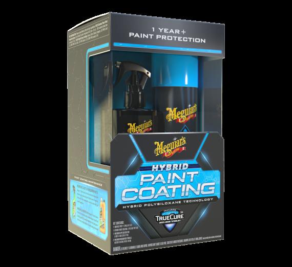 Meguiar's Hybrid Paint Coating kit