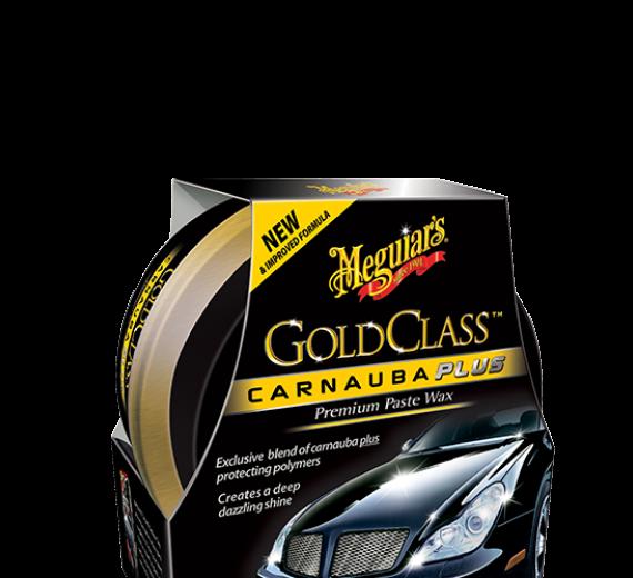 Gold Class Paste Wax Carnauba Plus