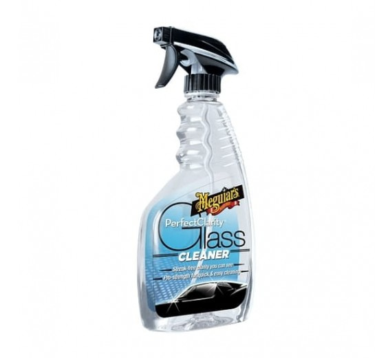 Meguiar's Perfect Clarity Glass Cleaner 16 Oz (473 ml) - Måske verdens bedste glasrens?