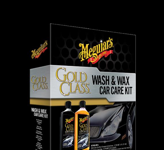 Gold Class Car Care Kit