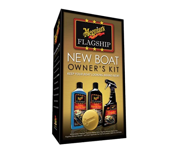Flagship New Boat Owners Kit