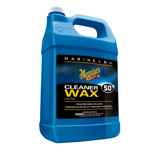 One Step Boat/RV Cleaner Wax Liquid