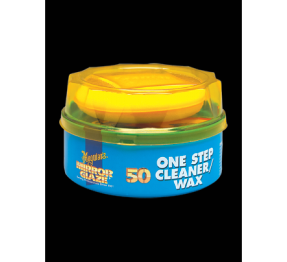 One Step Boat/RV Cleaner Wax Paste