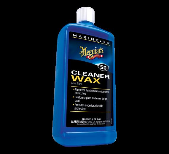 One Steap Boat/RV Cleaner Wax Liquid