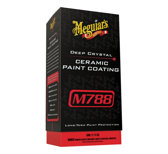 Meguiar's Deep Crystal Ceramic Paint Coating