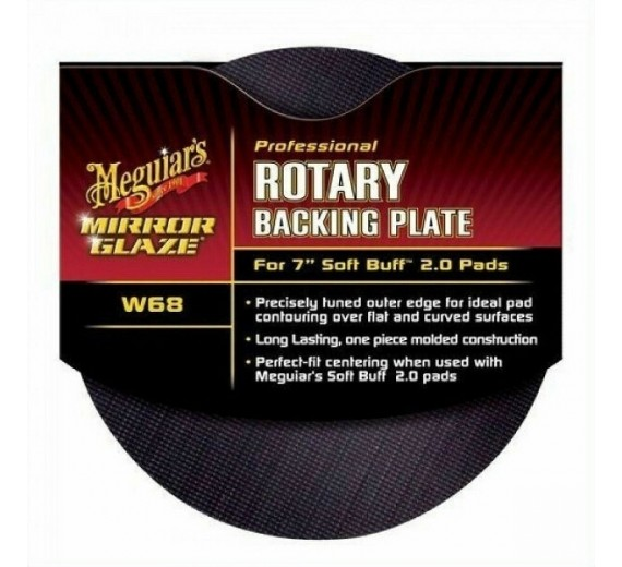 "Professional Rotary Backing Plate (7"") til SoftBuff 2.0"