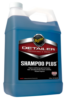 Shampoo Plus. Indeholder Glansforstærker-20