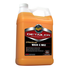 Meguiars Citrus Blast Wash and Wax 3,78 Ltr-20