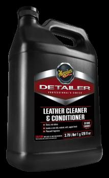 Leather Cleaner andamp; Conditioner (Færdigblandet)-20