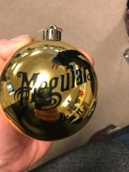 Guld Meguiars Jule-Kugle-20