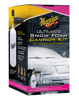 Meguiars Snow Cannon Kit incl. ULTIMATE Snow foam-20