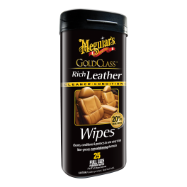 Gold Class Leather Wipes (25 stk)-20