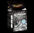 MEGUIAR'S WHOLE CAR AIR RE-FRESHER - BLACK CHROME DUFT - AIRCON / KABINE RENS / DUFT