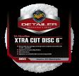 """DA Microfiber - Xtra Cut Disc 6"""""""