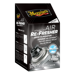 Meguiar's Whole Car Air refreshner - Black Chrom