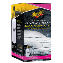 Meguiar's Snow Cannon Kit - incl. ULTIMATE Snow foam