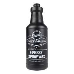 Detailer: Synthetic X-Press Spray Wax