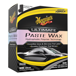 Meguiar's ULTIMATE Paste Wax 2021 Edition